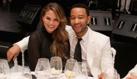 John Legend & Wife Chrissy Teigen
