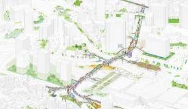 MVRDV Seoul Skygarden Plans