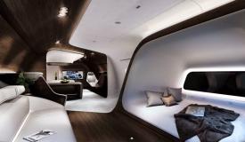 Lufthansa Technik x Mercedes-Benz Style