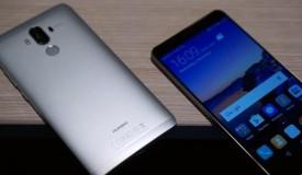 Huawei Mate 9 last longer than iPhone 7 and Samsung Galaxy Edge