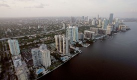 Miami Area Experiences Construction Boom