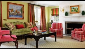 Pink and Green Interior Design Ideas, Unique Color Combo