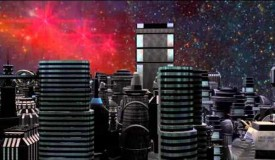 Video Copilot Futuristic Buildings Pack Test