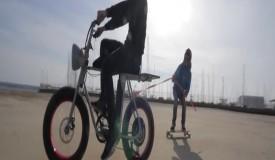 MOKE- The coolest urban utility e-bike EVER! (Urban Drivestyle/YouTube)