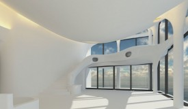 Luxury penthouse to be installed in Herzog & de Meuron's Elbphilharmonie Hamburg