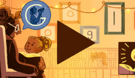 Google doodle changes the vision of international women's day