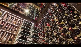 Wine cellar in-house is the new center of attraction