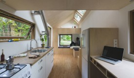 CONTEMPORARY TINY HOUSE