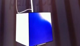 Kazuhiro Yamanaka Palucco lamp (Stuhlbein07/YouTube)