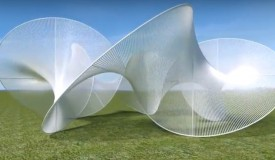 Tied Together - A Pavilion by Hou de Sousa