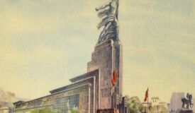 Moscow's Unrealised plans 1930-1950 (Nigel Fowler Sutton/YouTube)