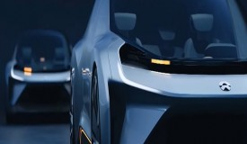 NIO EVE Autonomous Electric Concept Car Unveiling & Introduction (DPCcars/YouTube)