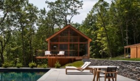 Rediscovering Things That Matter: Charming Hudson Woods Nature Retreat