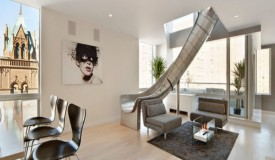 East Village Penthouse House Slide