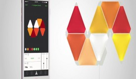Nanoleaf Aurora - Modular Smart Lighting Triangles