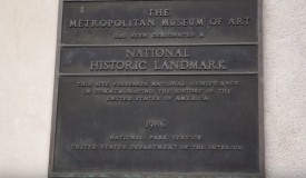Walk Through of Metropolitan Museum of Art, The Met. New York City, New York