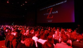 'World War Z' Australian Premiere