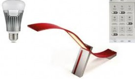 LG OLED Table Lamo