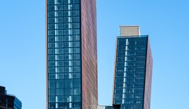 New York City's American Copper Buildings.