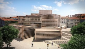 Odunpazari Modern Art Museum.