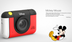 Disney camera for Shy kids