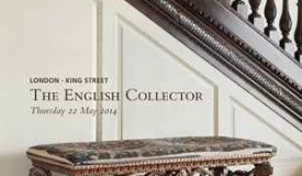 The English Collector is just one of the many auction events coming this May
