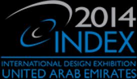 Index Dubai 2014 logo
