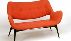Television BS211H Contour Settee by Grant Featherston will be a part of the