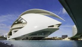 Palau de les Arts Reina Sofia by Santiago Calatrava