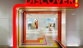 Winning Entry at the 2014 Library Interior Design Awards