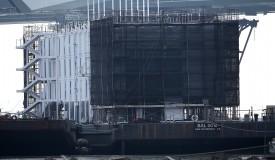 Google barge in San Francisco