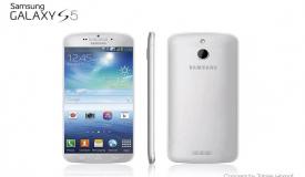 Samsung Galaxy S5 Concept design