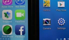 iOS vs Android Q2 Shipments Market Share