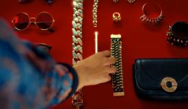 Samsung Galaxy Alpha Teaser Ad.
