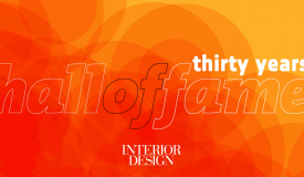Hall of Fame/ThirtyYears - Interior Design